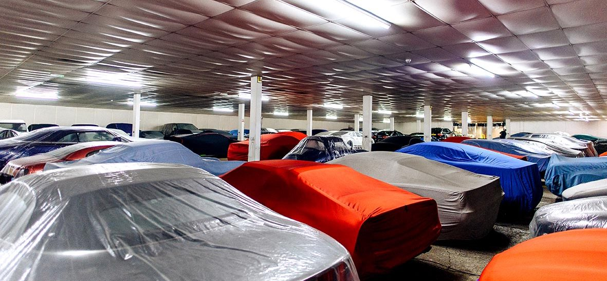 Storacar Long Term Car Storage Unit