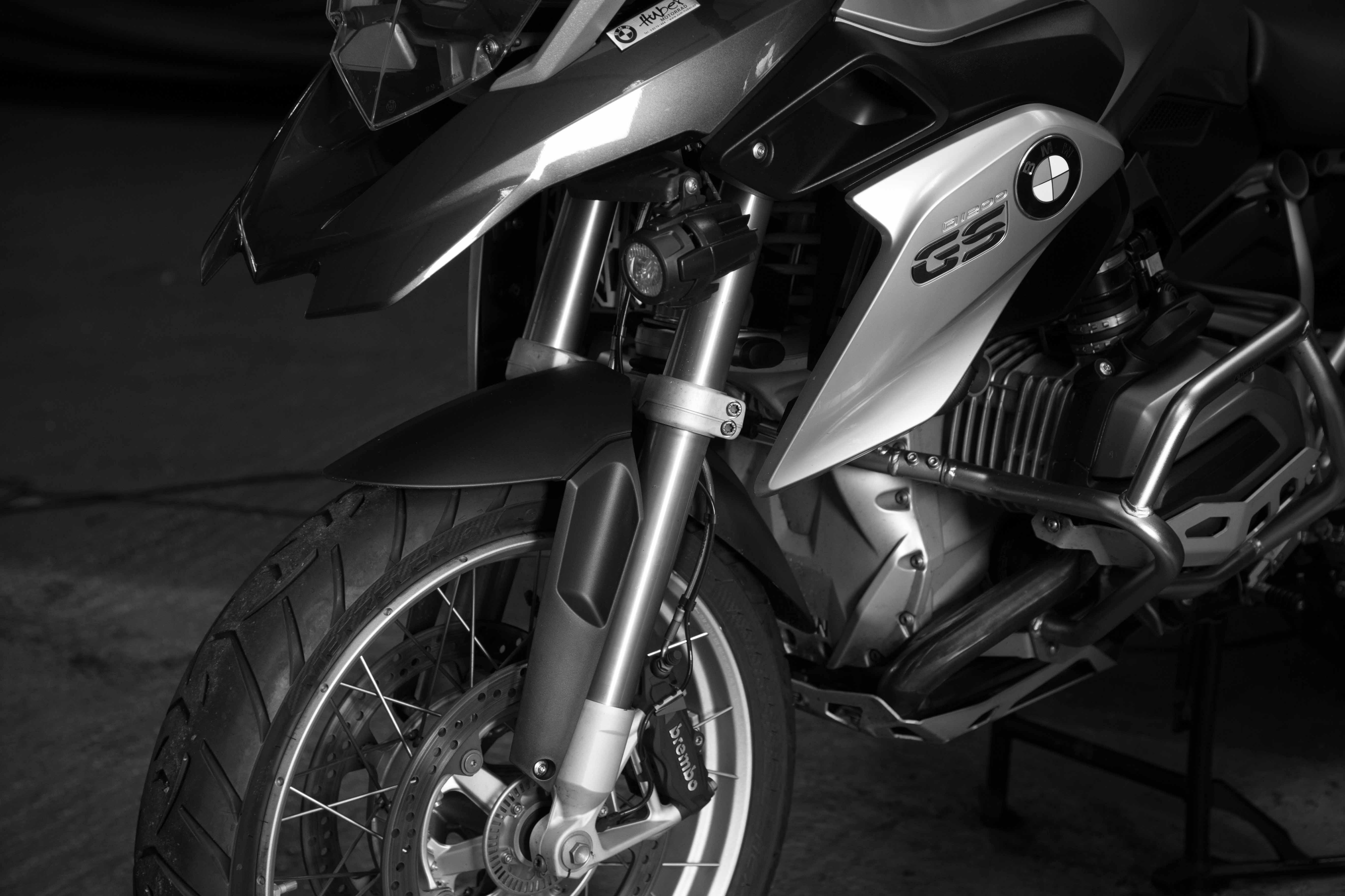 Motorbike Storage