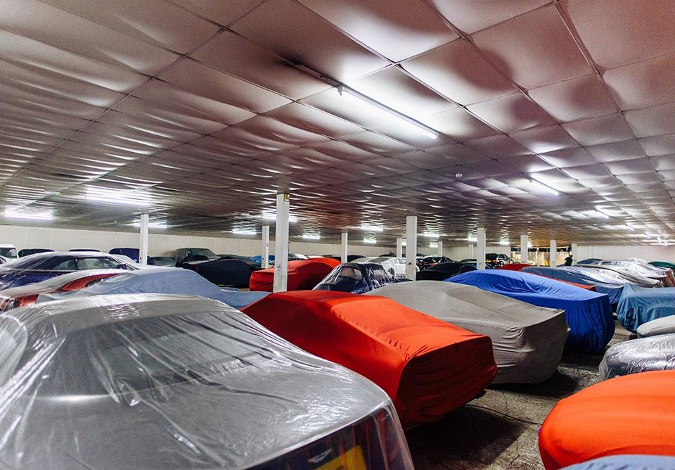 Secure Car Storage Northants