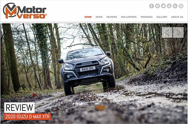 Motor Verso Car Blog