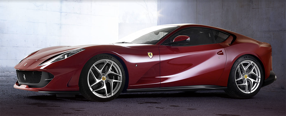 Ferrari Superfast 1
