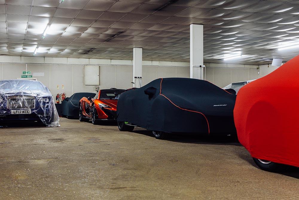 Bedford Car Storage Covid Storacar