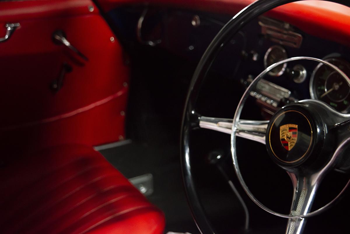 Lamborghini Car Storage