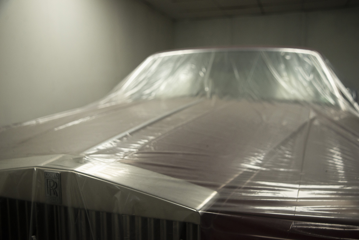 Types of Car Storage Classic Car