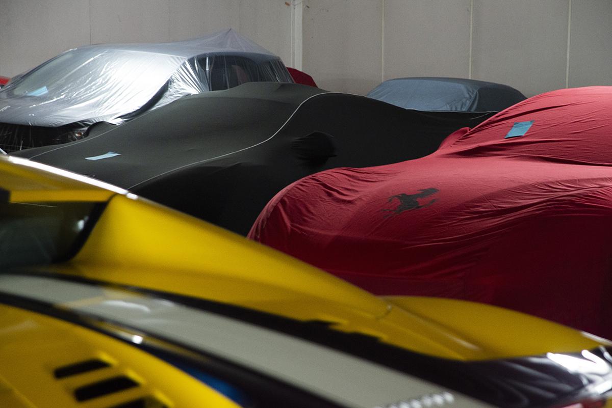 Types of Car Storage Winter Car Storage