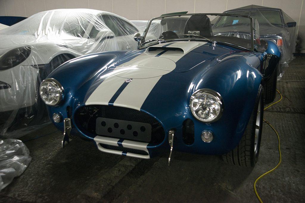 Storage For Classic Cars Milton Keynes