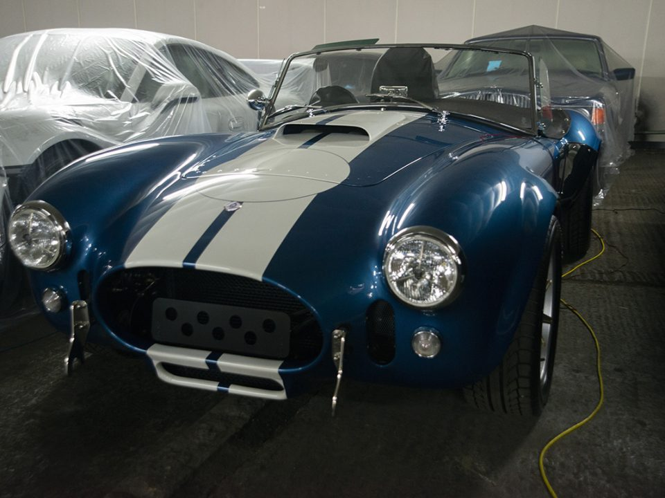 Classic Car Storage UK