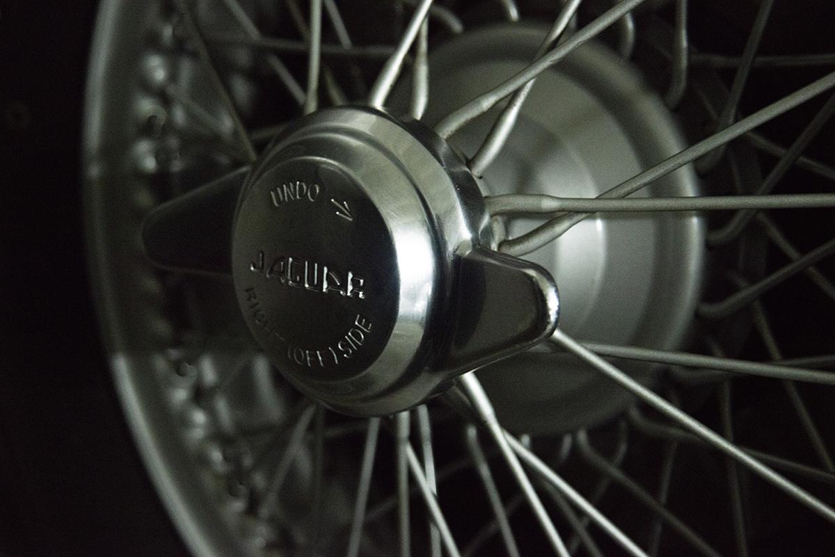 Classic Car Storage UK Wheel