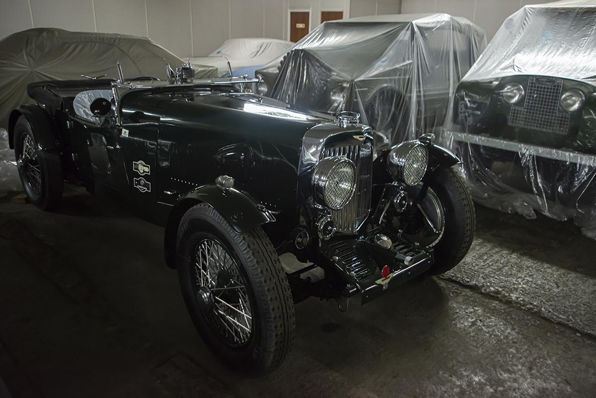 Classic Car Storage UK Car Storage