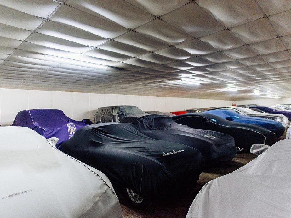 Car Storage Ideas